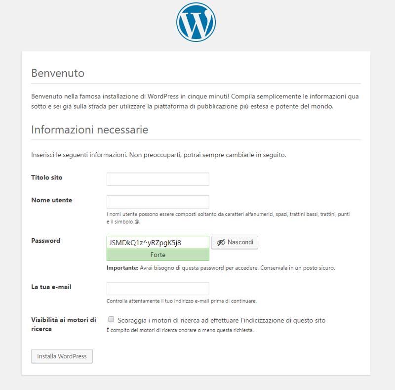 Guida-WordPress-installazione-WordPress-terzo-passaggio