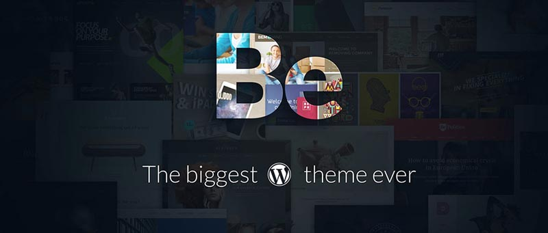 Be Theme per WordPress