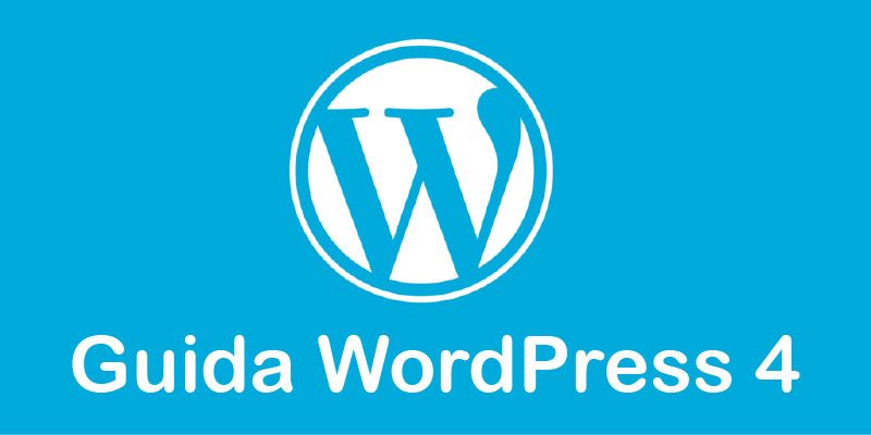 Guida per WordPress 4.6