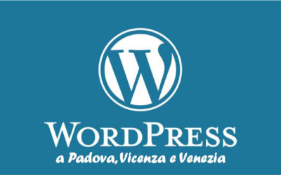 Corso WordPress versione 5 edizione 2019