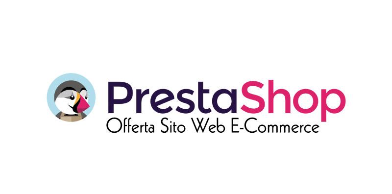 Offerta installazione sito PrestaShop