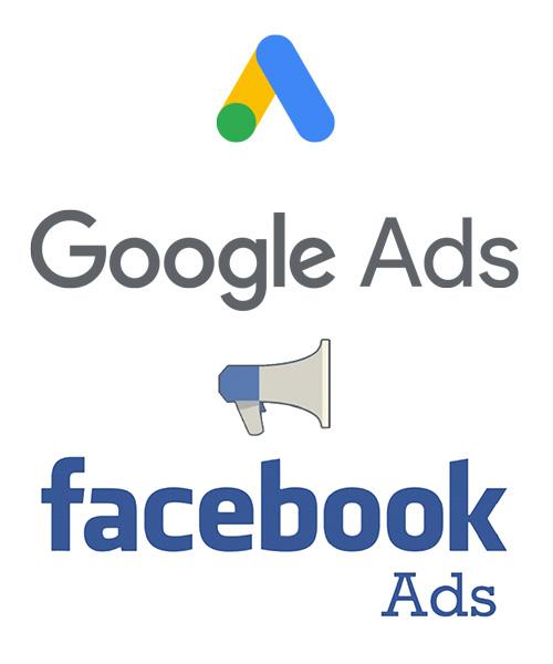 google-facebook-ads