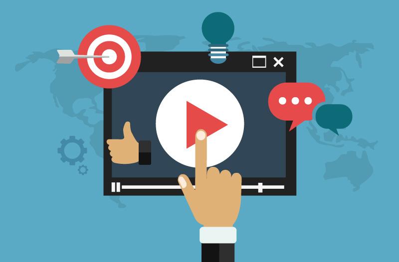 Creazione video di presentazione e promozione