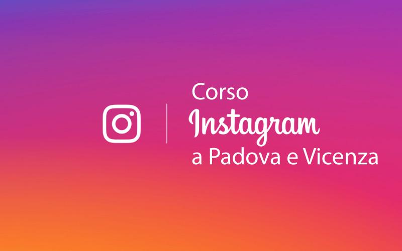 Corso Instagram Padova