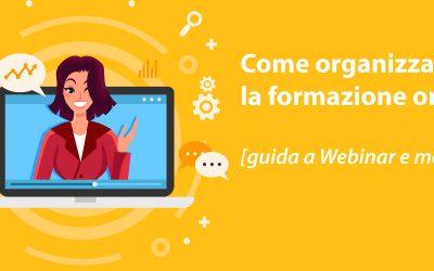 Come fare lezioni online [guida webinar e meeting 2020]