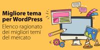 Migliore tema per WordPress del 2021